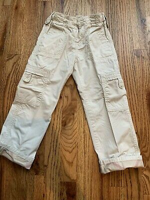 Authentic Burberry Children Toddler Boys Kids POCKET Pant Trousers Size 4Y