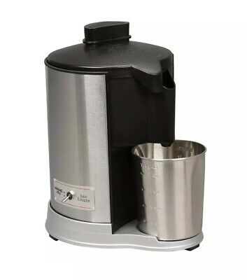 Waring Pro Professional Juice Extractor Jex328 No Box Very Powerful Clean
