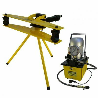 """Electro-hydraulic Pipe Bender (1/2""""-4"""") (W-4D)"""