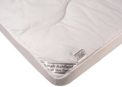 Luxurious Feels Like Pure Down Mattress Topper Non Allergenic All Sizes