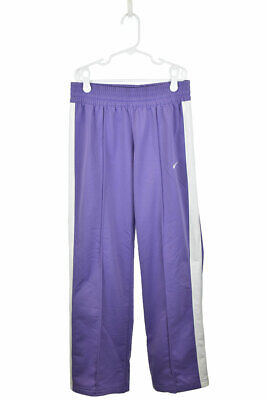 Nike Girls Pants Active L Purple Polyester