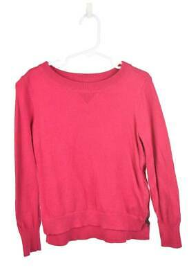 Gap Kids Girls Sweaters Pullovers S Pink Cotton