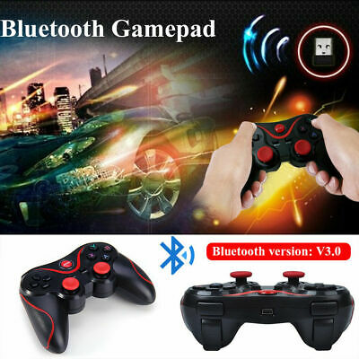 Wireless Bluetooth GamePad Controller For Android Phone iPhone TV Box Tablet AA