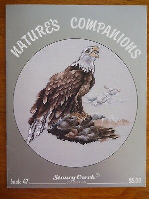 Stoney Creek Collection - Cross Stitch Pattern Book #47 - Nature's Companions