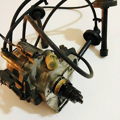 toyota carina E 1996 Automatic (P) Distributor and leads from 7A FE 1.8 engine.