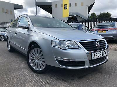 2008 Volkswagen Passat Highline 2.0TDI CR Diesel VW Estate * Full MOT * Warranty