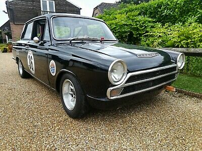 Ford Cortina Mk1 - 2 Door - Race /Track Day Car- 1760 All Steel Crossflow -