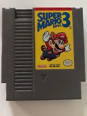 Super Mario Bros. 3 (Nintendo Entertainment System, 1990) NES