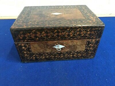 Tunbridge Ware Box c.1870