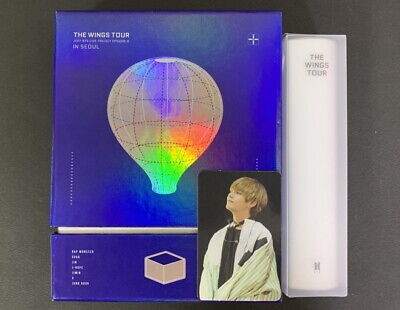 BTS-2017 BTS Live Trilogy Episode III The Wings Tour in Seoul Concert DVD V PC