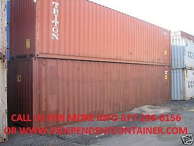 40' Cargo Container / Shipping Container / Storage Container in Salt Lake City