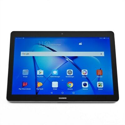 Huawei Mediapad T3 10 LTE Space gray Android Tablet Kundenretoure wie neu