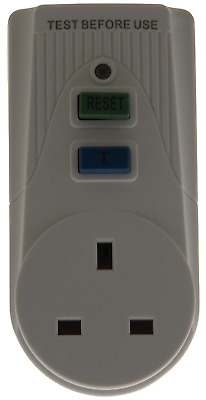 Status SRCDX3 Power Circuit Breaker - White