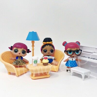 NEW Doll Furniture Fits LOL Surprise Big Sisters Accessories Playset *NO DOLLS