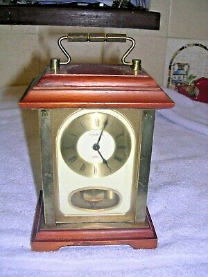 Carriage   Clock  ,Good  Working  Order