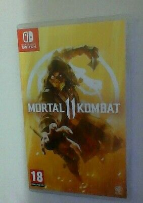 Mortal kombat 11 per nintendo switch [Edizione Italiana]