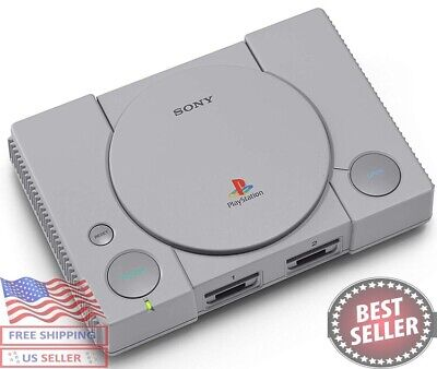 Sony PlayStation Classic Mini Console new Factory Sealed 20 games twisted metal