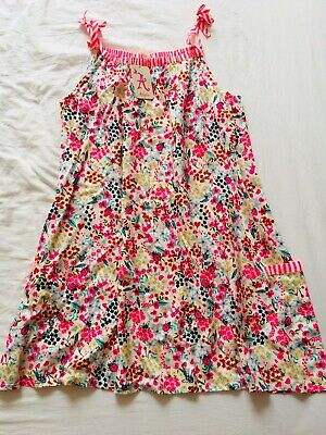 99854aa33a7 GIRLS ANGELS ACCESSORIZE By Monsoon Summer Holiday Beach Dress Age 7 ...