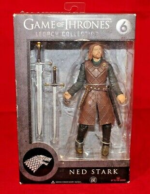 """Game of Thrones Legacy Collection Ned Stark #6 Series 1 7"""" Figure Funko NEW"""