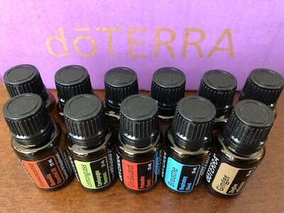 doTERRA Essential Oil 5-15 ml New / Sealed ~ Exp 2023/2024 ~ FREE SHIPPING
