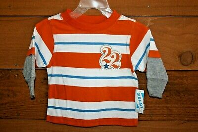 NWT OLD NAVY Baby Boys Shirt - Size 6 - 12 months