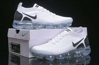 NIKE AIR VaporMax Flyknit 2 MEN Running Athletic Sport Classic Gym Sneakers