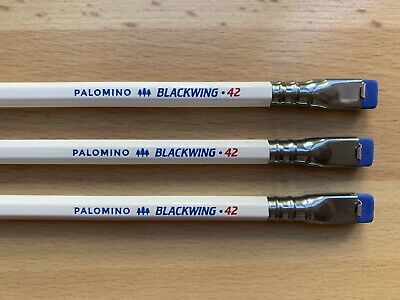 3 Blackwing Volume 42 pencils: Box Not Included