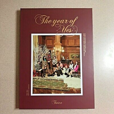 TWICE The Year of Yes 3rd Special Album B Ver.[Dahyun CD] *CD ONLY *US SELLER