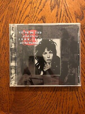 Fit To Be Tied: Great Hits By Joan Jett & The Blackhearts by Joan Jett/Joan Jett