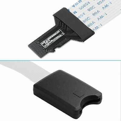 TF Micro SD to SD SDHC Memory Card Reader Adapter Extension Cable for Car GPS TV
