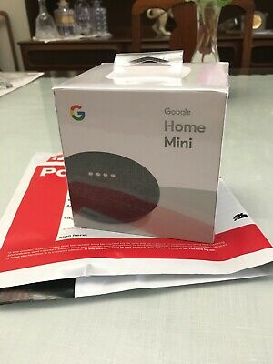 Google Home Mini Charcoal Colour Brand New In Box - Unwanted Gift