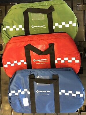 X3 Oxygen Barrel Bags, Blue,Red And Green