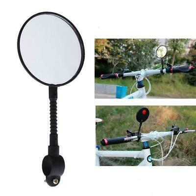 Bike Bicycle Handlebar Flexible Rear Back View Rearview Mirror top Quality Q2X4