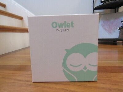 Owlet Baby Monitor Smart Sock 1st Generation Excellent Open Box- Used Twice