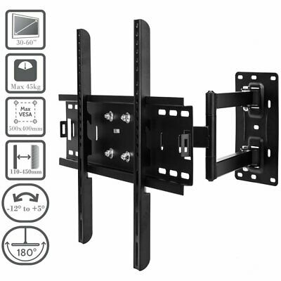 Cantilever TV Wall Bracket 65 inch Mount Tilt Swivel For LG 32 40 50 55 65 70""