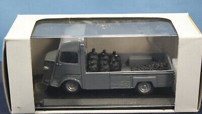 MOMACO - CITROEN TYPE H CHARBON - REF T18 - Made in France - 1.43