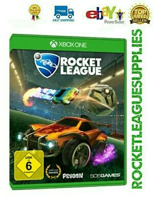 Rocket League FULL GAME Digital Download Code DLC 🔑 for Xbox One (Worldwide)