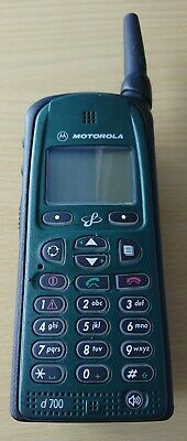 Genuine Motorola DOLPHIN TETRA D700 Radio Brick Handset 2 Way