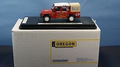 MOMACO - LAND ROVER PICK UP  - SERIE LIMITEE 250 EXP - Made in France - 1.43