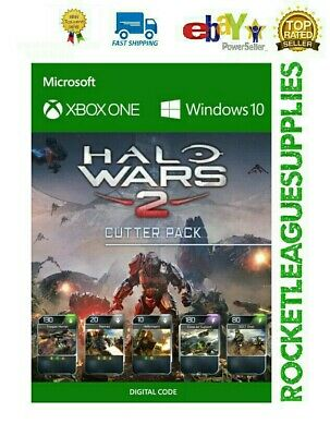 Halo Wars 2 Cutter Pack Download Code DLC 🔑 for Xbox / PC (GLOBAL)