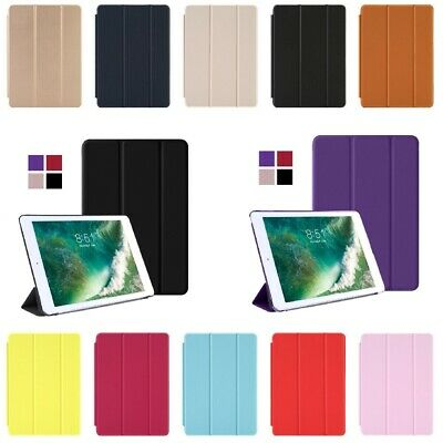Magnetic Smart Stand PU Leather Cover Case for Apple iPad 2 3 4 Air 2 2018 9.7''