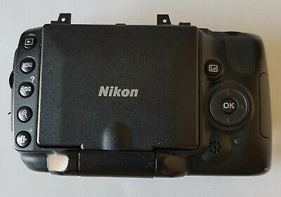 Original Nikon D5000 Complete Back Cover with LCD Screen and Buttons