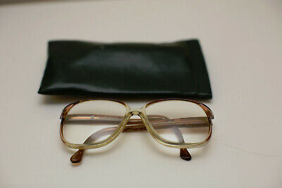 """Martin Wells"" Vintage Glasses in Case, Great for Frame! Good Condition! Bargain"