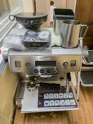 Breville the Oracle® Espresso Coffee Machine BES980BSS (Sage Oracle Dual Boier)