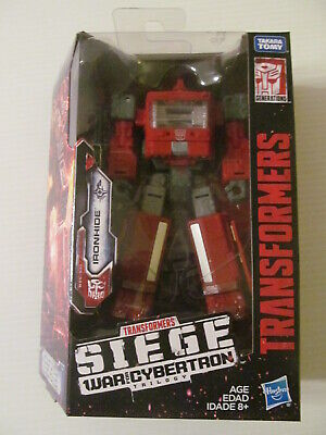 Transformers: Siege - War for Cybertron - Ironhide - Sealed