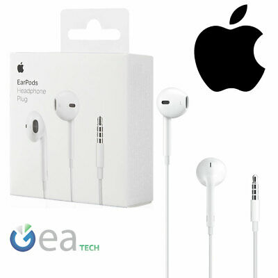 Earphones Earpods Original Apple MNHF2ZM/a Earphones Headphone Plug for IPHONE