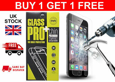 Apple Iphone 6 Phone Good Quality 100% Genuine Tempered Glass Screen Protector