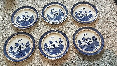 """7"""" Inch Royal Doulton Side Dessert Plate The Majestic Collection Booths Real Old"""
