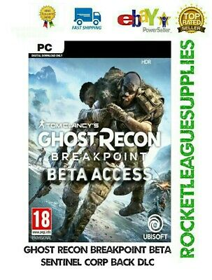 Ghost Recon Breakpoint Access Download Code DLC 🔑 for PC (EUROPE)
