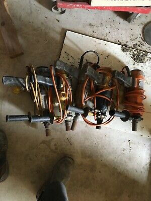 110v Hand Held Dimond Drills Spares Or Repair